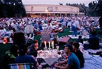 Tanglewood concert, Lenox, MA