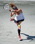 Laura Siegemund (GER) defeated Anastasia Sevastova (LAT) 6-2, 6-4