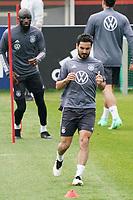 Ilkay Guendogan (Deutschland Germany), Antonio Rüdiger (Deutschland Germany) - Seefeld 04.06.2021: Trainingslager der Deutschen Nationalmannschaft zur EM-Vorbereitung