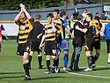 08/05/2010   Copyright  Pic : James Stewart.sct_js013_alloa_v_cowdenbeath  .::  ALLOA PLAYERS ARE DISTRAUGHT AFTER BEING PUT OUT OF THE PLAY OFFS ::  .James Stewart Photography 19 Carronlea Drive, Falkirk. FK2 8DN      Vat Reg No. 607 6932 25.Telephone      : +44 (0)1324 570291 .Mobile              : +44 (0)7721 416997.E-mail  :  jim@jspa.co.uk.If you require further information then contact Jim Stewart on any of the numbers above.........