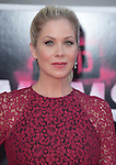 Christina Applegate attends The Bad Moms L.A Premiere held at The Mann Village Theatre  in Westwood, California on July 26,2016                                                                               © 2016 Hollywood Press Agency
