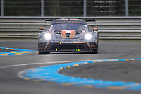 #18 Absolute Racing Porsche 911 RSR - 19 LMGTE Am, Andrew Haryanto, Alessio Picariello, Marco Seefried, 24 Hours of Le Mans , Free Practice 1, Circuit des 24 Heures, Le Mans, Pays da Loire, France