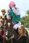 October 02, 2016, Chantilly, FRANCE - New Bay with Vincent Cheminaud up at the Qatar Prix de'l Arc de Triomphe (Gr. I) at  Chantilly Race Course  [Copyright (c) Sandra Scherning/Eclipse Sportswire)