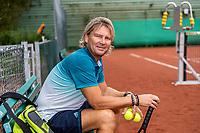 Netherlands, September 9,  2020, Delft, TV Delftse Hout, KNLTB Photoshoot<br /> Photo: Henk Koster/tennisimages.com