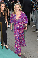 Kate Moss<br /> arrives for the V&A Summer Party 2016, South Kensington, London.<br /> <br /> <br /> ©Ash Knotek  D3135  22/06/2016