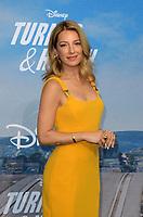 "LOS ANGELES - JUL 15:  Vanessa Lengies at Disney+ ""Turner & Hooch"" Premiere Event at Westfield Century City Mall on July 15, 2021 in Century City, CA"