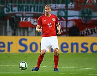 Sebastian Prödl (Österreich, Austria) - 02.06.2018: Österreich vs. Deutschland, Wörthersee Stadion in Klagenfurt am Wörthersee, Freundschaftsspiel WM-Vorbereitung