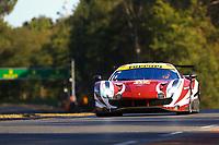 #62 RED RIVER SPORT (GBR) FERRARI 488 GTE EVO LM GTE AM  BONAMY GRIMES (GBR) JOHNNY MOWLEM (GBR) CHARLES HOLLINGS  (GBR)