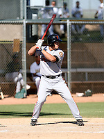 Charlie Culberson / San Francisco Giants 2008 Instructional League..Photo by:  Bill Mitchell/Four Seam Images