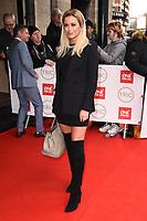 Olivia Bentley<br /> arriving for theTRIC Awards 2020 at the Grosvenor House Hotel, London.<br /> <br /> ©Ash Knotek  D3561 10/03/2020