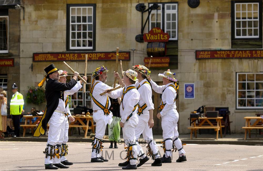 Traditional English Morris Men Rutland Uk Tim Graham World Travel And Stock Photography