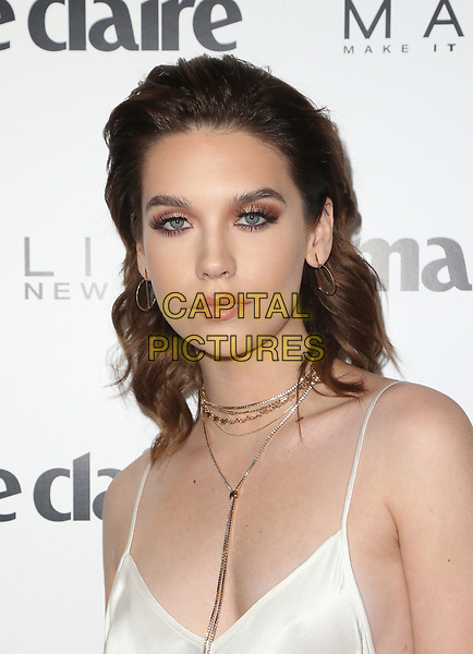 WEST HOLLYWOOD, CA - April 21: Amanda Steele, At Marie Claire's Fresh Faces At Doheny Room In California on April 21, 2017. <br /> CAP/MPI/FS<br /> ©FS/MPI/Capital Pictures
