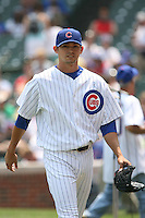June 18th 2007:  Clay Rapada of the Chicago Cubs during a game at Wrigley Field in Chicago, IL.  Photo by:  Mike Janes/Four Seam Images