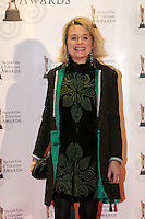 12/2/11 Sinead Cusack on the red carpet at the 8th Irish Film and Television Awards at the Convention centre in Dublin. Picture:Arthur Carron/Collins