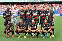 Liverpool vs Olympiacos, July 27, 2014