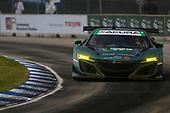 #66: Gradient Racing Acura NSX GT3, GTD: Marc Miller