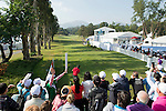 Pablo Larrazabal of Spain tees off the first hole during the 58th UBS Hong Kong Golf Open as part of the European Tour on 11 December 2016, at the Hong Kong Golf Club, Fanling, Hong Kong, China. Photo by Marcio Rodrigo Machado / Power Sport Images