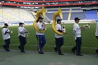 Pepp-Band der Frankfurt Galaxy