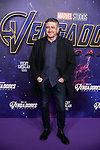 Ramon Aranguena attends to Avengers Endgame premiere at Capitol cinema in Madrid, Spain. April 23, 2019. (ALTERPHOTOS/A. Perez Meca)