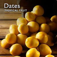 Dates Fruit  | Fresh Dates Fruit Food Pictures, Photos & Images