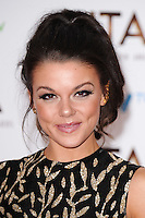 Faye Brookes<br /> in the winners room at the National TV Awards 2017 held at the O2 Arena, Greenwich, London.<br /> <br /> <br /> ©Ash Knotek  D3221  25/01/2017