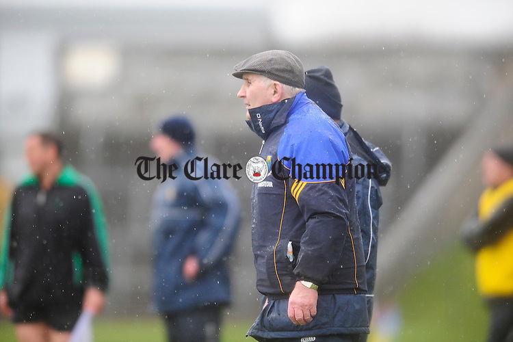 Wicklow Football manager Mick O'Dwyer.Pic Arthur Ellis. NFL Clare v Wicklow at Cusack Park.Pic Arthur Ellis.