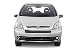 Straight front view of a 1999 - 2012 Citroen Xsara Picasso Mini Mpv.