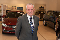 John Ritchie, General Manager, Volvo Cars Derby