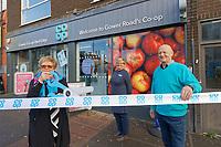 2021 01 08 Co op store opening on Sketty Road, Swansea, Wales, UK