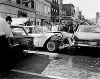 1963 DIS - Accidents et Incendies