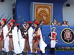 Desfile. Dia de la Hispanidad. Desfile de las Fuerzas Armadas.