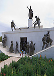 CYPRUS, capital Nicosia (Lefkosia): monument<br />