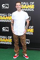 SANTA MONICA, CA, USA - FEBRUARY 15: Lance Coury at the 4th Annual Cartoon Network Hall Of Game Awards held at Barker Hangar on February 15, 2014 in Santa Monica, California, United States. (Photo by David Acosta/Celebrity Monitor)