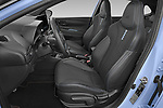 Front seat view of 2021 Hyundai i20 N-Performance 5 Door Hatchback Front Seat  car photos