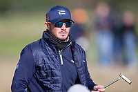 3rd October 2021; The Old Course, St Andrews Links, Fife, Scotland; European Tour, Alfred Dunhill Links Championship, Fourth round; Ewen Ferguson of Scotland during the final round of the Alfred Dunhill Links Championship on the Old Course, St Andrews