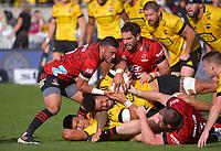 210411 Super Rugby Aotearoa - Hurricanes v Crusaders