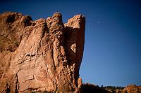 Garden of the Gods –Colorado Springs, Colo. (Photo by James Brosher)