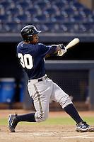Jose Garcia - AZL Brewers (2009 Arizona League) .Photo by:  Bill Mitchell/Four Seam Images..