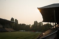 Seattle, WA - Tuesday, August 21, 2018: Seattle Reign FC vs Houston Dash at the UW Medicine Pitch at Memorial Stadium.