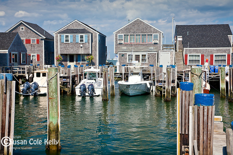 Cottages at The Boat Basin, Nantucket, MA, USA