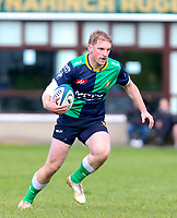 Saturday 10th October 2020 | Ballynahinch vs Queens<br /> <br /> Paddy Wright during the Energia Community Series clash between Ballynahinch and Queens at Ballymacarn Park, Ballynahinch, County Down, Northern Ireland. Photo by John Dickson / Dicksondigital
