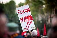 02.10.2018 - Support & Solidarity With Mayor of Riace Domenico Lucano: Emergency Demo
