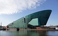 Nederland  Amsterdam  2020.   Nemo Wetenschapsmuseum.  Foto : ANP/ HH / Berlinda van Dam