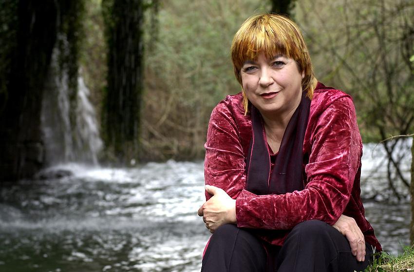 Amaia Zubiria..Photo: Ander Gillenea