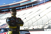 BRISTOL, TENNESSEE - JUNE 01: Brandon Jones, driver of the #19 Menards/Pelonis Toyota,  waits on the grid prior to the NASCAR Xfinity Series Cheddar's 300 presented by Alsco at Bristol Motor Speedway on June 01, 2020 in Bristol, Tennessee. (Photo by Jared C. Tilton/Getty Images)