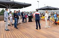 Amstelveen, Netherlands, 7 Juli, 2021, National Tennis Center, NTC, Amstelveen Womans Open,  Semifinal: <br /> Photo: Henk Koster/tennisimages.com