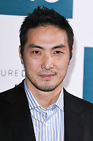 "LONDON, UK. September 25, 2019: Takehiro Hira at the"" GIRI/HAJI"" screening at the Curzon Bloomsbury, London.<br /> Picture: Steve Vas/Featureflash"