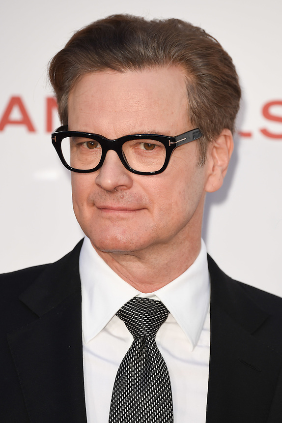 """Colin Firth<br /> at the London Film Festival 2016 premiere of """"Nocturnal Animals"""" at the Odeon Leicester Square, London.<br /> <br /> <br /> ©Ash Knotek  D3179  14/10/2016"""