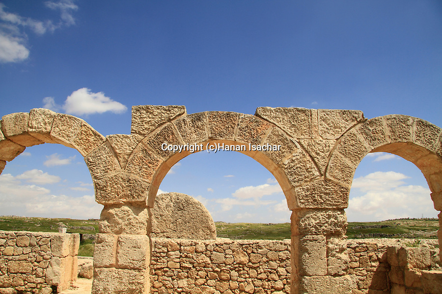 Southern Hebron Mountain, the ancient Synagogue of Susya