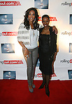 Vivica A. Fox and Brenda Braxton attend the Gillette Fusion Men of Style Awards at The 40/40 Club, NY November 2, 2009, Photos by Derrick Salters